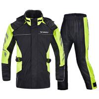 摩托车骑行雨衣套装服裤分体机披钓鱼户外男女防暴雨