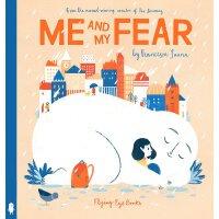 英文原版 儿童情绪绘本 我和我的忧虑 移民故事 精装 Francesca Sanna: Me and My Fear