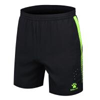 KELME卡尔美 K15S447 男子梭织短裤 足球运动训练短裤 透气排汗速干五分裤