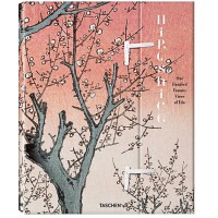 Hiroshige: One Hundred Famous Views of Edo歌川广重 艺术绘画画册 浮世绘大师作品 江户百景图
