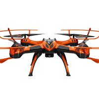 定高wifi实时航拍四轴飞行器充电儿童玩具遥控飞机无人机
