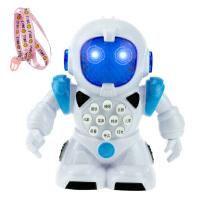 B+BG ENSWEET 新款电动智能机器人故事机 会讲故事唱歌 儿童多功能早教玩具