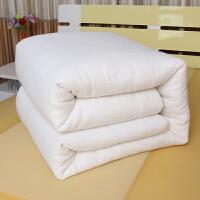 棉花被子手工棉被棉絮床垫被褥子冬被芯加厚保暖棉10斤8T