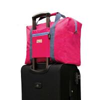 旅行包折叠包轻便手提收纳包袋男女杂物包行李箱拉杆箱包大容量衣物整理包收纳套装