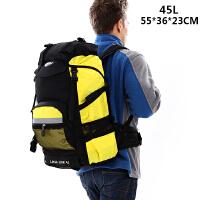 户外包登山包旅行男女新款容量双肩包多功能背包休闲户外胸包背包登山包防雨罩男士迷你