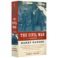 美国内战史 英文原版 The Civil War: A History 美国内战历史 全英文版原著 Harry Hans