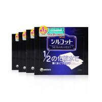 【网易考拉】unicharm 尤妮佳 Silcot省1/2化妆水化妆棉 40枚 四盒装