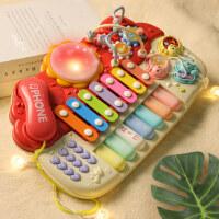 婴幼儿童电子琴玩具钢琴多功能益智开发智力1-2周3岁女孩生日礼物