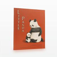 【5折封顶】美国进口 纽约时报畅销绘本得主作品 Little Panda *【平装】