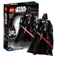 【当当自营】LEGO乐高达斯・维达2018款 75534