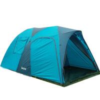 Nevalend/纳瓦兰德 自由之旅5-6人大帐篷 NT103020 双层休闲帐篷 野营帐