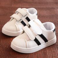 女童�和��\�有�男童板鞋幼��@白色童鞋����鞋