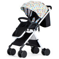 739婴儿便携推车超轻避震一键收车可坐可躺轻便折叠伞婴儿推车e7b