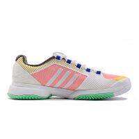 Adidas阿迪达斯女鞋 耐磨网球鞋防滑透气运动鞋AQ2382