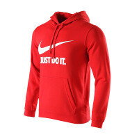 Nike耐克男装卫衣2018春季新款运动休闲时尚连帽针织套头衫AJ3315