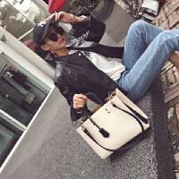 包包女手提包韩版包女新款手提包单肩大包大容量大气包包大气粉色潮流女式迷你