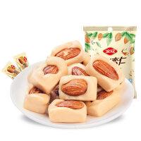 金冠优果奶酥糖果甜心恋仁468g 奶糖糖果 可咬嚼的酥脆奶糖