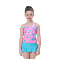 YINGFA英发 儿童舒适安全泳衣YF0316 儿童裙式泳衣