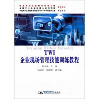 TWI企业现场管理技能训练教程谢小彬高志明张晓辉【正版图书,达额立减】