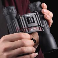 双筒望远镜 高倍率夜视微光非户外旅游看演唱会迷你便携变倍望眼镜 猎鹰系列30X40