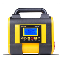 车载充气泵 12v便携式汽车充气泵车用数显高压打气筒