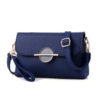 七夕礼物欧美时尚手拿包女士包包中年女包妈妈包斜挎小包包单肩包妇女皮包