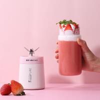 金正 S21便携式榨汁机小型迷你学生电动果汁杯便携炸汁水果杯
