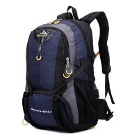 户外尖锋 旅行包行李袋背包双肩包男旅游包学生书包女大容量健身包 深