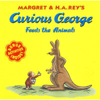Curious George Feeds the Animals 好奇猴乔治喂动物 9780395919101
