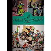 【预订】Prince Valiant, Volume 12: 1959-1960