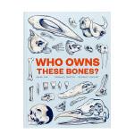 Who Owns These Bones? 这些骨头是谁的?英文原版儿童趣味认知 7-12岁