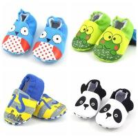 for kids/禾子家 男女宝宝鞋子0-1岁婴儿学步鞋春秋款软底儿童鞋不掉鞋室内步前鞋