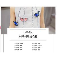 夏装女童夏季连衣裙儿童韩版背心裙裙子女孩公主裙潮