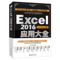【二手9成新】Excel2016应用大全ExcelHome97873012
