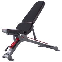 多功能哑铃凳健身椅家用卧推凳飞鸟凳腹肌板仰卧起坐锻炼器材