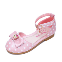 hello kitty女童鞋儿童皮鞋公主鞋春夏季新款小女孩学生单鞋