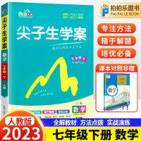 尖子生学案七年级下册数学人教版 2020春新版