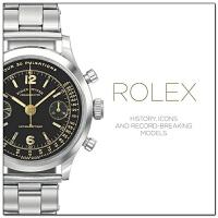 【二手原版 9成新】原版进口图书 Rolex History劳力士手表的历史经典与创纪录的模型 产品设计图书 奢侈品图书