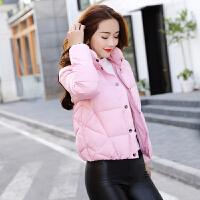 冬季棉衣女短款韩版加厚学生服新款女士小棉袄羽绒外套潮
