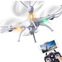 无人机X5SW航拍四轴飞行器直升机充电遥控飞机男孩玩具