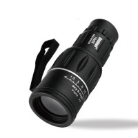 16X52单筒高清望远镜 高倍微光夜视 双圈双调大目镜望眼镜 促销款单筒望远镜