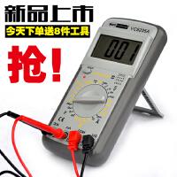 万用表数字高精度自动量程水电工程数显袖珍电流表防烧蜂鸣通断