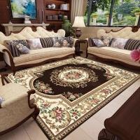 家纺2017秋冬季新款棉被子客厅地毯欧式茶几垫沙发卧室床边毯可水洗床上用品 160*230厘米(送)