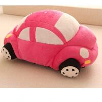 520送女友送朋友毛绒玩具可爱甲壳虫小汽车布娃娃公仔玩偶儿童礼物活动礼品抱枕