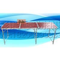 折叠桌子摆摊桌折叠桌椅地摊货架宣传1.8米户外铝合金餐桌便携野营桌沙滩桌培训桌