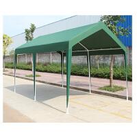 户外停车库棚遮阳防雨汽车棚商业活动广告帐篷 宽2.8*长4米
