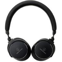 铁三角 (audio-technica) ATH-SR5 便携头戴式HiFi耳机 高解析音质通话音乐手机有线耳麦 黑色