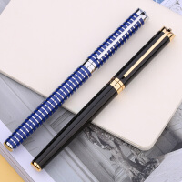Pimio 毕加索钢笔82拿波里10K金笔钢笔 墨水笔商务办公礼品笔书写练字 珍藏版
