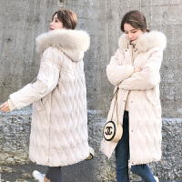 【极速发货 超低价格】外套保暖休闲女装棉服女中长款2020新款韩版宽松棉衣棉袄外套冬季潮