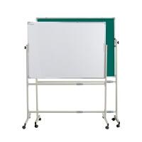 开会白板 黑板支架式家用教学磁性小白板可移动立式白班写字板办公会议培训双面挂式白板记事黑板墙